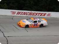 Top-10 Finish for Milka Duno at Winchester Speedway